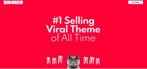 Bimber theme, Viral Magazine WordPress Themes