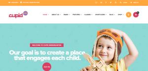 cupid theme, happychild wordpress theme