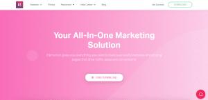 elementor tool, marketing solution