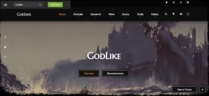 godlike theme, theme park game