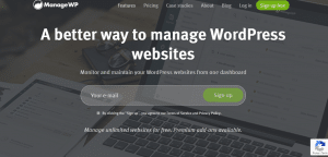 manageWP plugin, best paid and free WP plugin