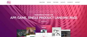 Gaming WordPress Themes, riven theme