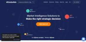 similarweb tool, free management tools