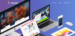 smarty theme, Kindergarten WordPress Themes