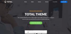 total theme, best free theme
