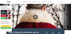 vlog theme, Viral Magazine WordPress Themes