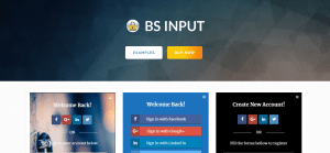 BS input, best free and paid plugin
