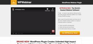 WPWebinar plugin, best free and paid plugins
