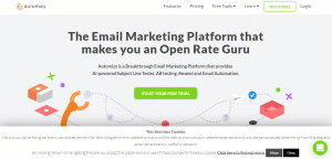 Automizy, best email markeetging platforms.