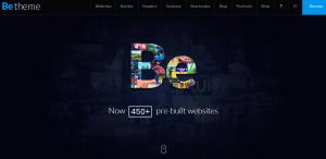 betheme theme, WordPress Photography Themes
