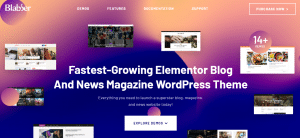 Blabber theme, besst free and paid theme