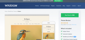 eclipse theme, best paid and free theme