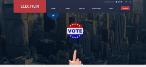 elections theme, wordpress free and paid theme