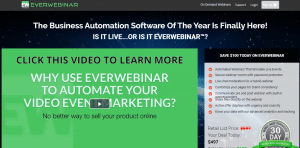 EverWebinar plugin, WordPress Webinar Plugins