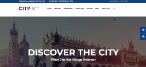 City Government & Municipal Portal theme, best free and paid WP theme