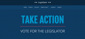 legislator theme, Government WordPress Themes