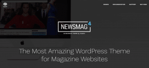 newsmag theme, Selling WordPress Magazine Themes