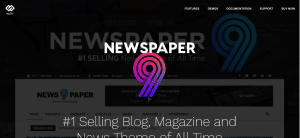 newspaper theme, Selling WordPress Magazine Themes