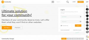onecommunity theme, best free and paid theme
