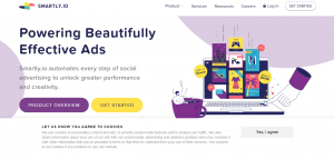 Smartly.io, best powering beautifully ads