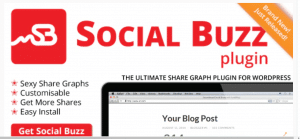 WordPress Social Sharing Plugins, socialbuzz plugin