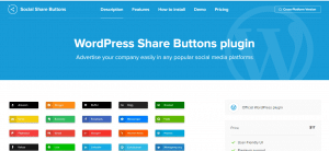 social share buttons plugin, best free and paid WP plugin