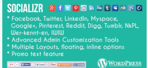 socializr plugin, best free and paid WP plugin