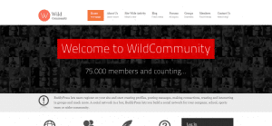 wild community theme, best free and paid theme