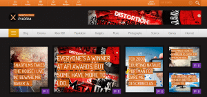 Xphoria theme, best free and paid theme