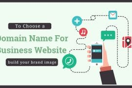 How To Choose a Domain Name For Your Business Website