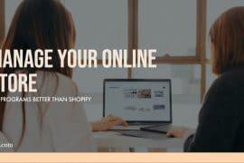 Top 10 Programs Better Than Shopify