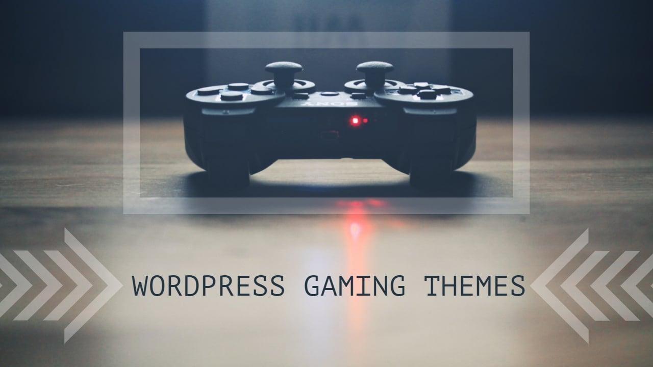 WordPress Gaming Themes