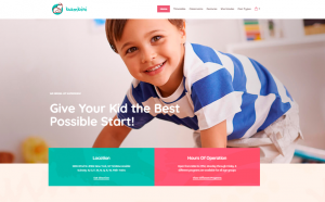 Bambini WordPress theme