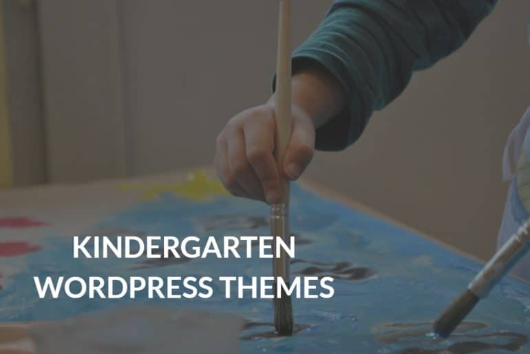 Kindergarten themes
