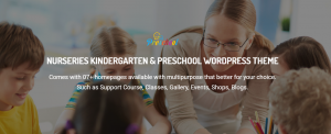 kindergarten website