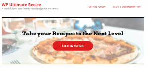 Recipe WordPress Plugins
